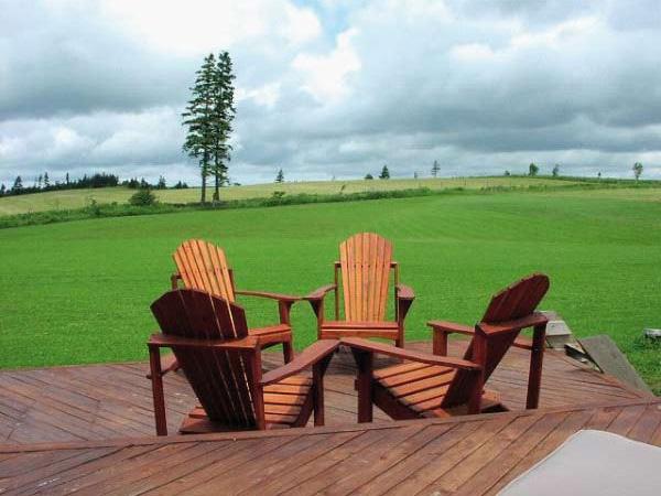 Pavimenti in legno per esterni 6 pavimenti esterno - Pavimenti in legno per giardino ...