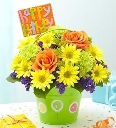 consegna fiori per ringraziamenti