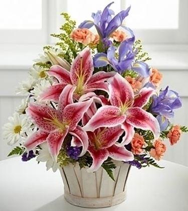 spedizione fiori Bari