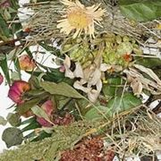 Come si realizza una composizione di fiori secchi