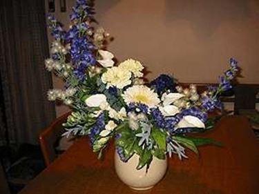 Tipologie di composizioni di fiori secchi