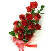 12 rose rosse significato