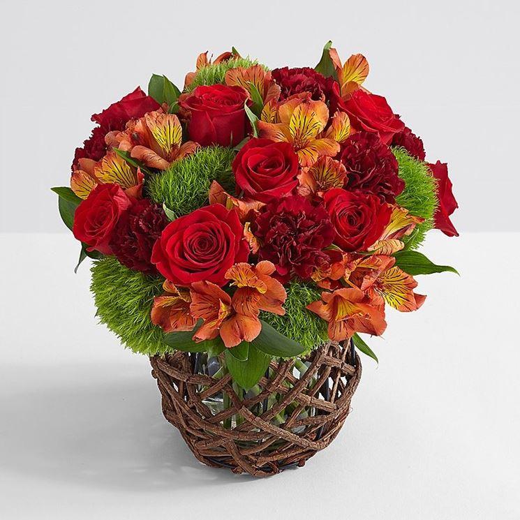 inviare dei fiori oggi