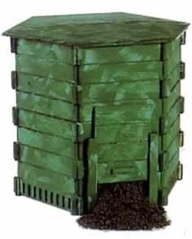 La compostiera