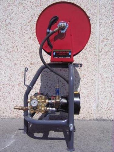 Le idropulitrici usate per gli interni