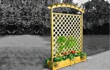 fioriere giardino