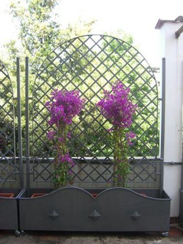 Le fioriere da balcone