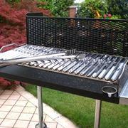 Come costruire un barbecue in ferro.