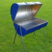 come costruire un barbecue in ferro