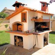 Cosa è necessario fare ed acquistare prima di costruire un barbecue in muratura?