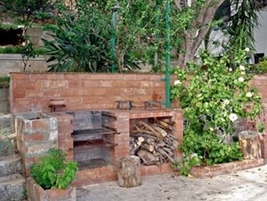Costruire un barbecue in muratura