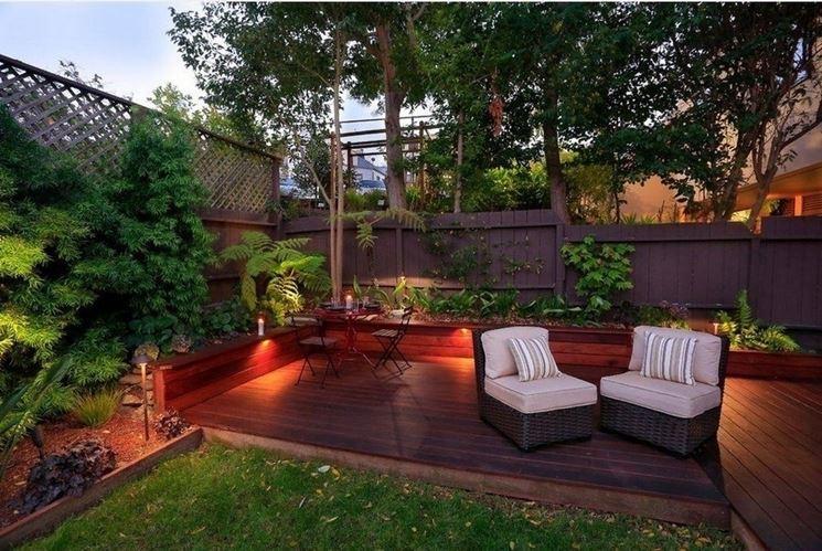 Illuminazione giardino faretti led giardinaggio illuminazione