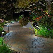 Illuminare un giardino