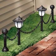 Illuminazione giardino : Stile zen in giardino