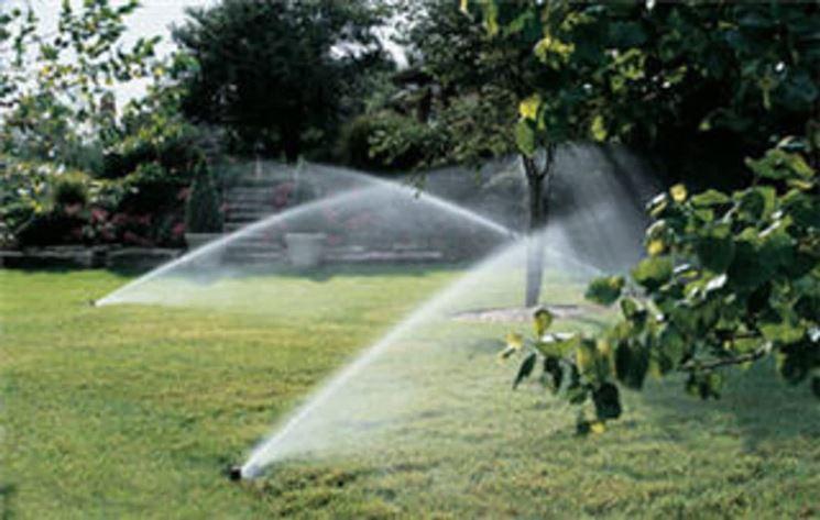 Come installare irrigatori a intermittenza impianto - Irrigatori da giardino fuori terra ...