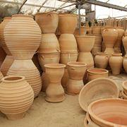 Il confronto con i vasi in terracotta