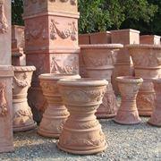 vasi in terracotta