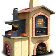costruire barbecue-5