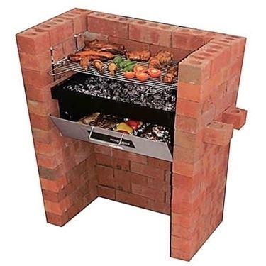 costruire barbecue-7