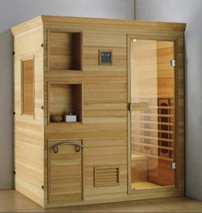 Sauna complementi d arredo giardino sauna for Complementi arredo giardino
