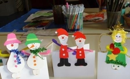 Lavoretti di natale per bambini 16 addobbi di natale for Addobbi natalizi per bambini scuola materna