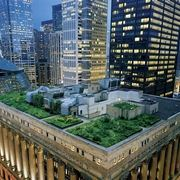 Giardino pensile tetto