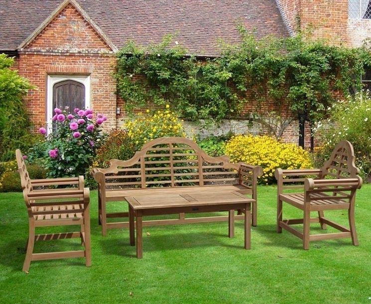 complementi d 39 arredo giardini all 39 inglese in legno