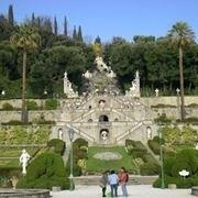 Filosofia giardini all'italiana