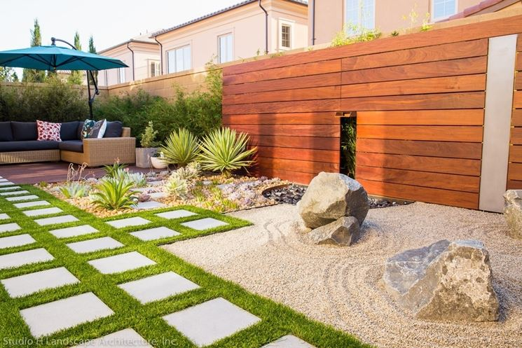 Arredamento Zen Fai Da Te : Complementi d arredo giardini zen fai da te giardino zen