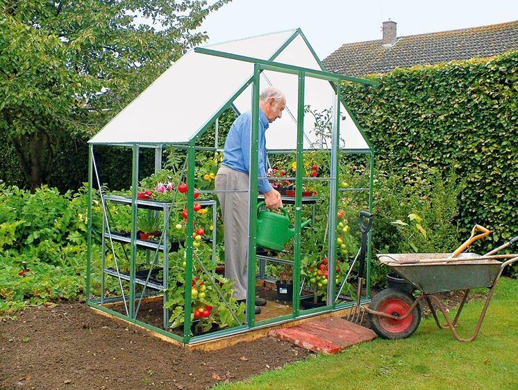 Serre da giardino 5 strutture giardino serre da giardino 5 - Serre da giardino usate ...